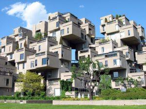 habitat-67 brutalism