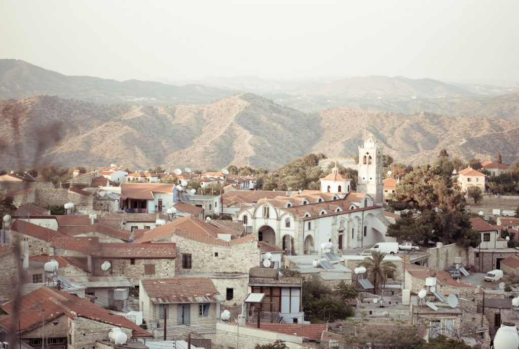 cypriot village
